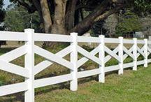 Дизайн ограды