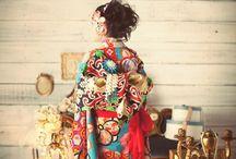Yukata / Kimono