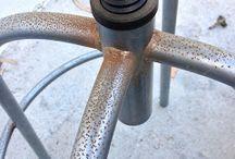 tirar ferrugem com paoel aluminio