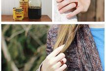 wooden rings etc
