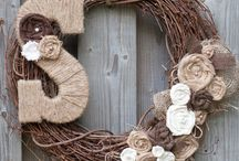 Wreath / by Cathy Fields