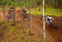 Feature - Mountain Biking / by Cameron R. Rodman