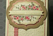 Card - SU apothecary art