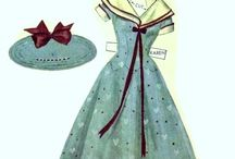 PAPER DOLLS / by Tricia Johnson