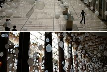 umění a instalace