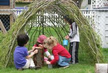 Speelnatuur / De speelplaats van mijn jongste meid moet heringericht worden. Hoe maken we die wat groener?! / by SchoneVrouw Netherlands