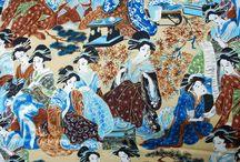 "Oriental Traditions 6 by Robert Kaufman / Robert Kaufman Fabrics - ""Oriental Traditions 6"""