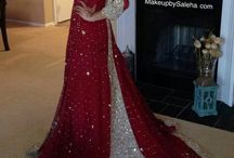 Red bridals
