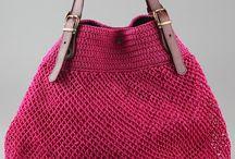 Crochet [Bags:Baskets] / Crochet