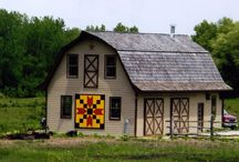 Barn Quilts / by Frances Howell