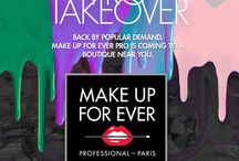 Pro makeup events / Events I love to attend