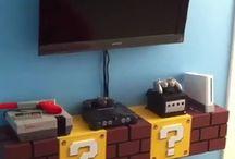 Super Mario Bros Deko