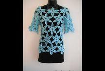 crochet motif jackets