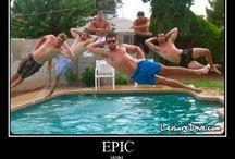 Swimmingpools / Schöne Pools, schöne Bilder von schönen Pools und noch schöner, wenn sie biologisch sind.