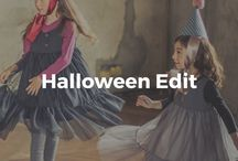 TRICK-OR-TREAT / Our Halloween edit is a collection of re-wearable halloween pieces for little girls.