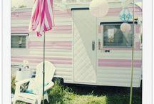 Vintage Campers / by Lori Carey