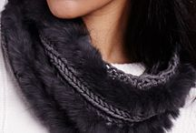 Scarfs,Gloves and Hats / Beautiful wearable accessories and ways to wear them / by Kathy Wilson