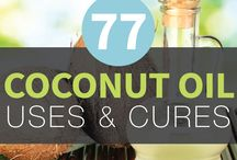 The Miracles of Coconut Oil / I wouldn't be without it! / by Maitri Libellule