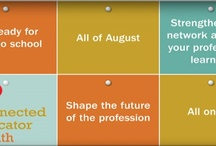 Connected Edu Month / Connected Educator Month Announcing Connected Educator Month: A month long celebration of community, with educators at all levels, from all disciplines, moving towards a fully connected and collaborative profession.