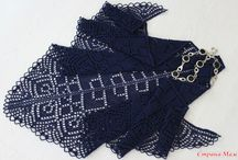 Lace Shawls / Beautiful lace shawl knitting patterns, mostly free lace shawl patterns from lace wraps, shawls, shawlettes to Shetland lace and more!