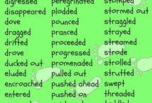 vocabulario ingles