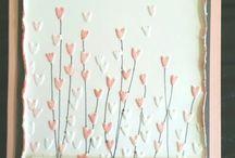 Cards - SU Falling Petals
