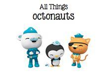 All Things Octonauts / All Things Octonauts / by Boy Mama Teacher Mama