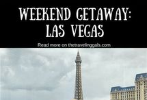 WEEKEND GETAWAYS / Sometimes you only have a weekend to getaway. Make the most of your time with these great travel guides.