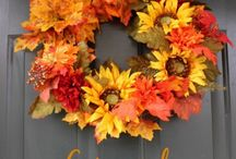 Coronas de otoño