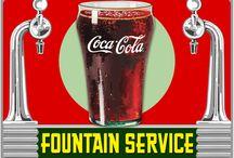 All things Coca-Cola / by Sheryl Ashley
