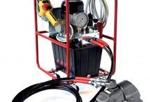 Hydraulic torque wrenches / Hydraulic torque wrenches pumps for Hydraulic torque wrenches 700 bar
