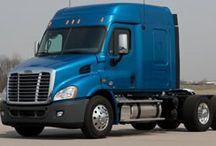 Sleeper Trucks / by All Truck Sales CO