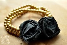 Jewelry/Key chains / by Missy Weaver