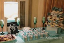 Breakfast at Tiffanys Themed Bachelorette Party DIY Ideas