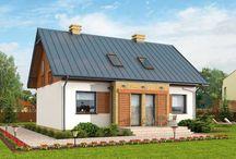 Domy z poddaszem użytkowym / Domy z poddaszem użytkowym. http://www.pro-arte.pl/projekty-domow-z-poddaszem/