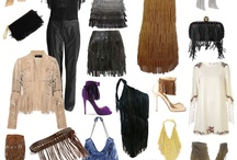 INVISTA NAS FRANJAS!! / Sucesso no verão as franjas nas roupas e acessórios continuam bombando no inverno 2013!