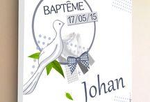 Cadeaux de Baptême