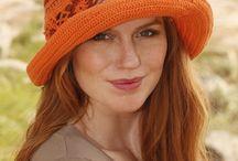 crochet hats and beenies