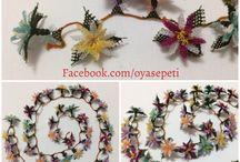 Türkish •OYA•  needle lace