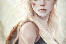 Visenya Targaryen GOT