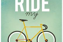 I like to ride my bicycle / by Caitlin Marr