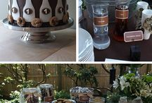 Party ideas/Tablescapes