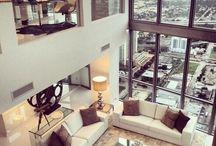 Двухуровневой квартиры дизайн интерьера Москва / На данной странице примеры и фото проектов двухуровневых квартир