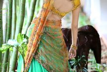 Lehengas and skirts