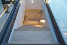 Escada terraço