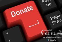 DONATE Faça uma doação
