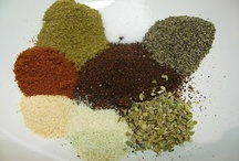 Seasonings / by The Giggling Chef