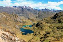 Treks: South America