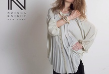 Nzinga Knight New York Spring 2014 Available for Pre-order