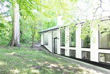 Talot julkisivu/arkkitehtuuri